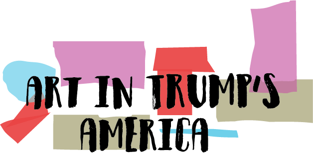 Art in Trump's America Title